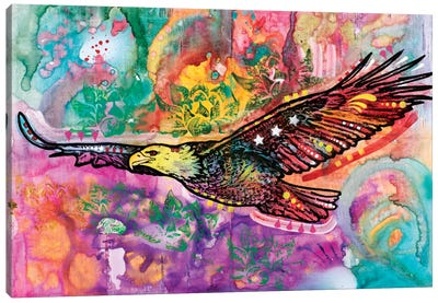 Eagle Canvas Print #DRO262