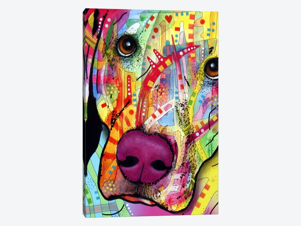 Close Up Lab by Dean Russo 1-piece Canvas Wall Art