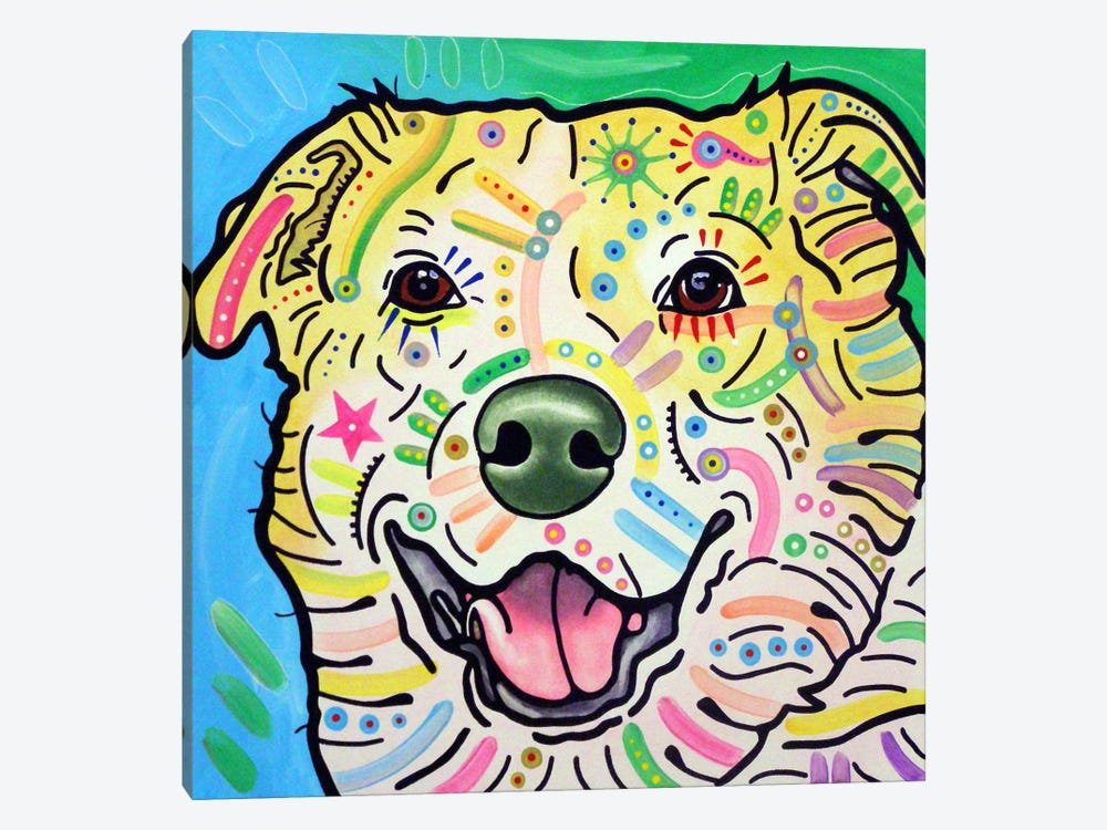 Maude by Dean Russo 1-piece Canvas Wall Art