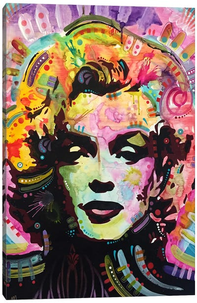 Marilyn III Canvas Print #DRO281