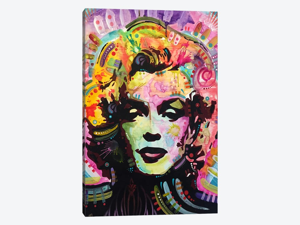 Marilyn III by Dean Russo 1-piece Canvas Art Print