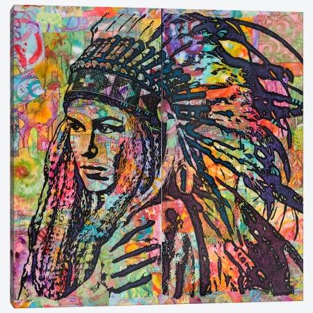 Tiva Canvas Print #DRO283} by Dean Russo Art Print
