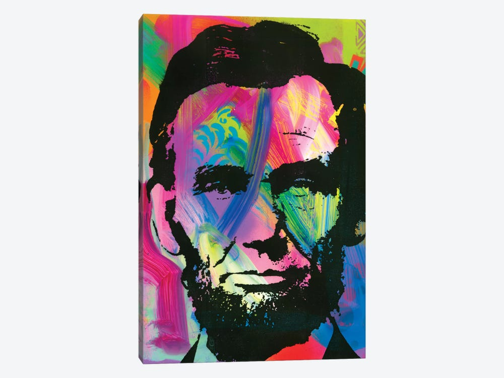 Abraham Lincoln I by Dean Russo 1-piece Art Print
