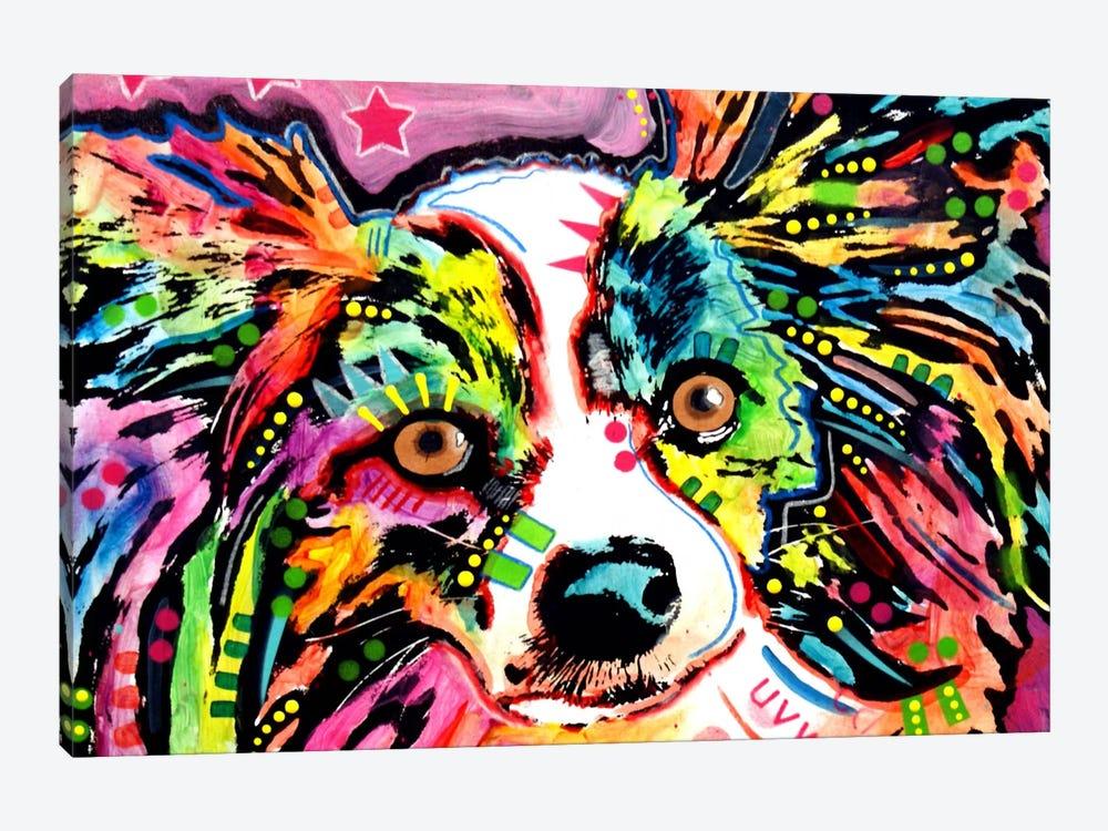 Papillon by Dean Russo 1-piece Canvas Artwork
