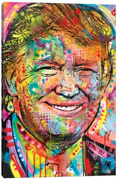 Trump Canvas Print #DRO308