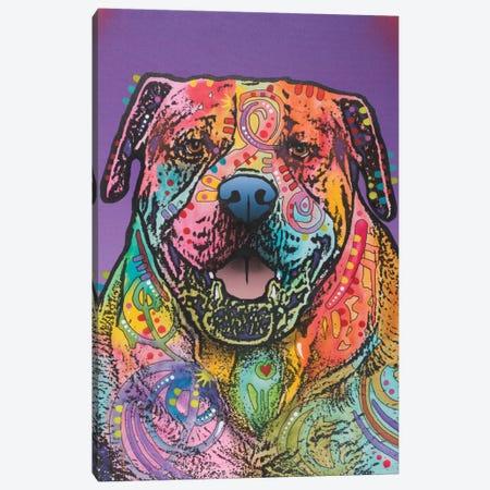 Biddie Canvas Print #DRO312} by Dean Russo Canvas Art Print