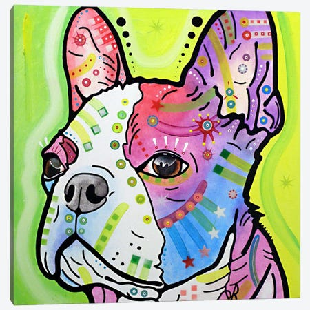 Pride Canvas Print #DRO31} by Dean Russo Art Print