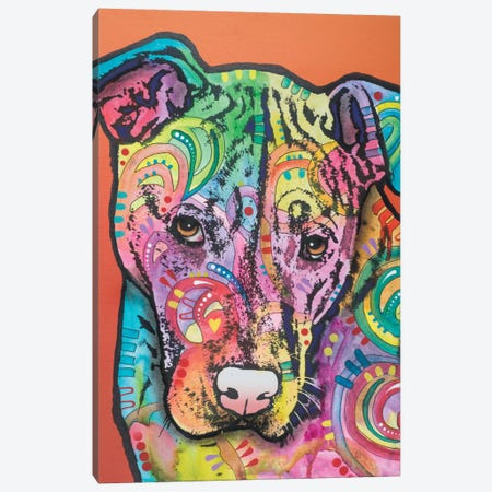 Sweetie Pie IV Canvas Print #DRO332} by Dean Russo Art Print