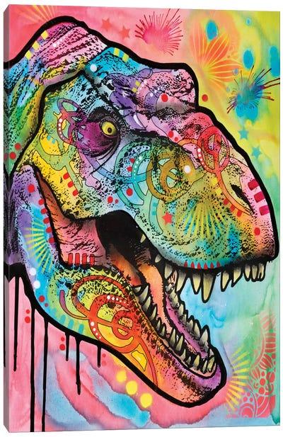 T-Rex I Canvas Print #DRO334