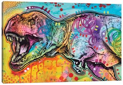 T-Rex II Canvas Print #DRO335