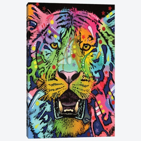 Wild Canvas Print #DRO337} by Dean Russo Canvas Art