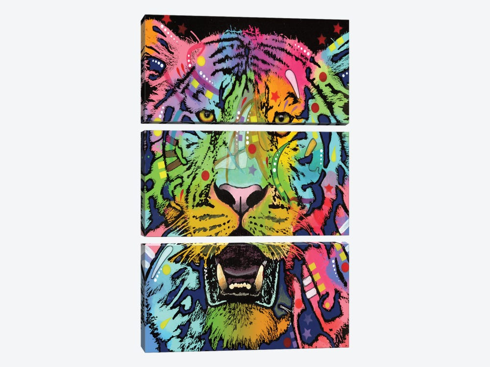 Wild by Dean Russo 3-piece Art Print