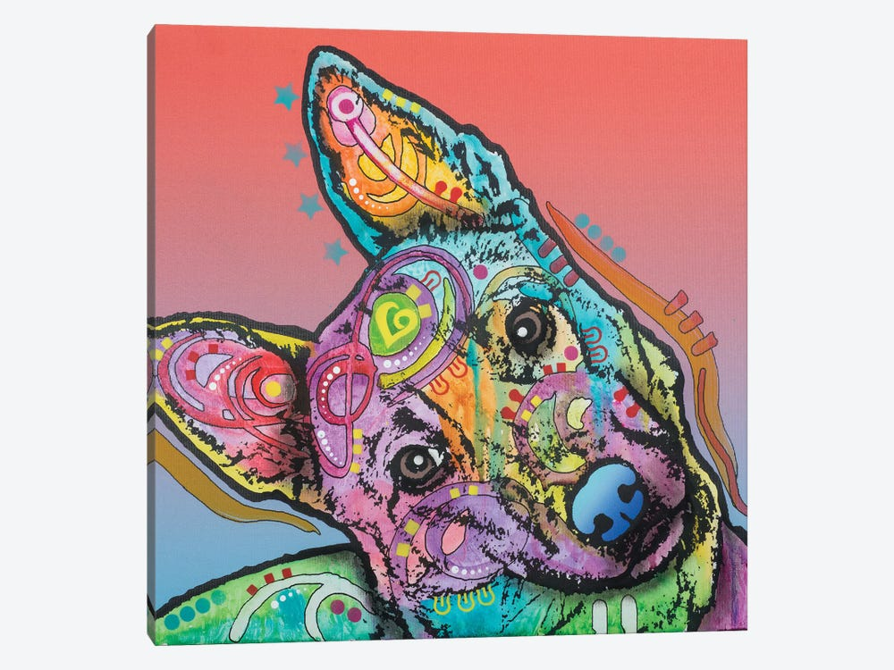 Abby by Dean Russo 1-piece Canvas Wall Art