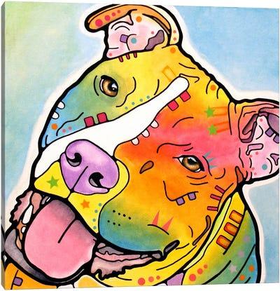 Skittles Canvas Art Print