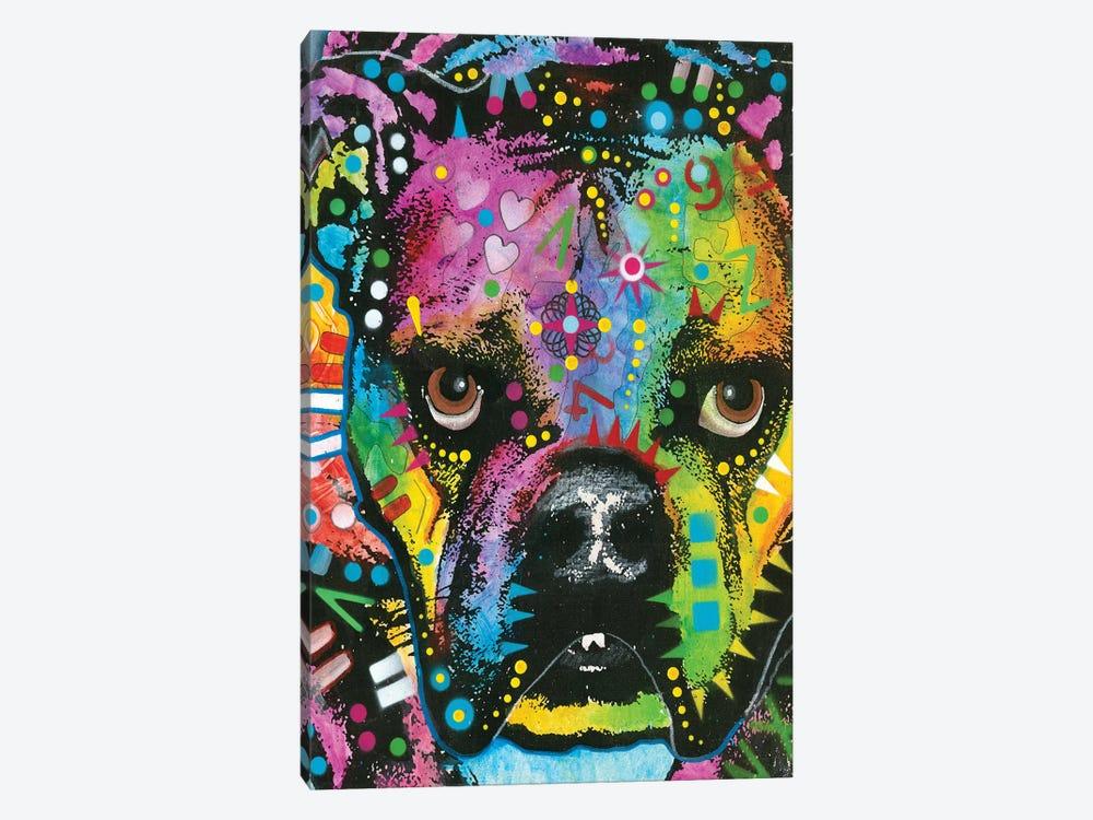 Bulldog II by Dean Russo 1-piece Art Print