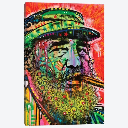 Castro Canvas Print #DRO364} by Dean Russo Art Print