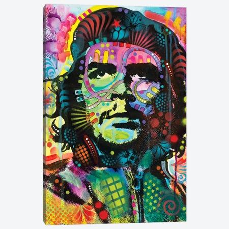Che Guevara Canvas Print #DRO367} by Dean Russo Art Print