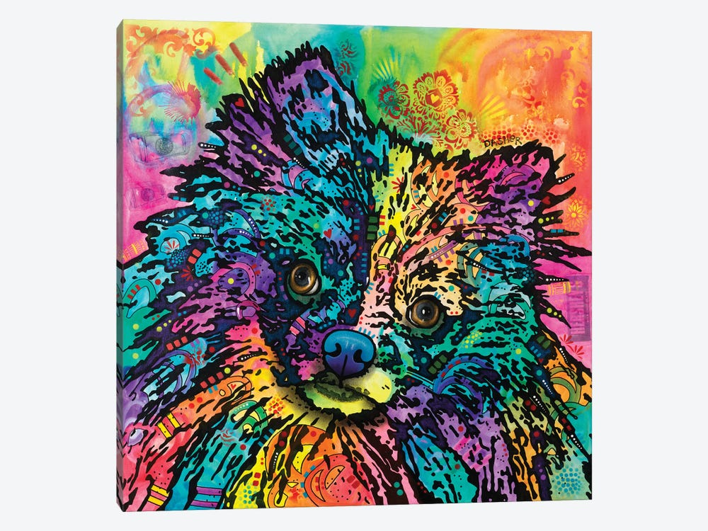 Dasher by Dean Russo 1-piece Canvas Print