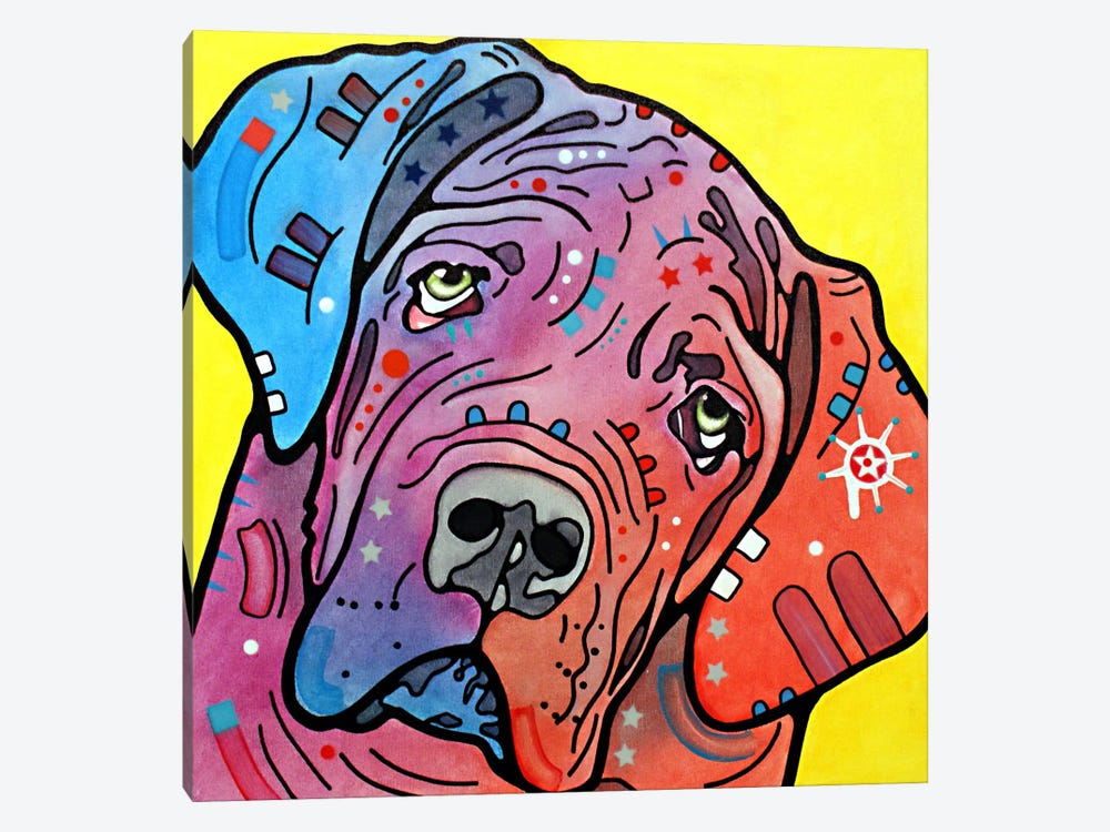 The Bully by Dean Russo 1-piece Canvas Art