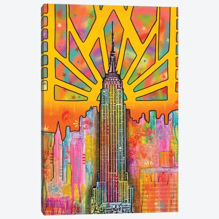 ESB Canvas Print #DRO391} by Dean Russo Canvas Art Print