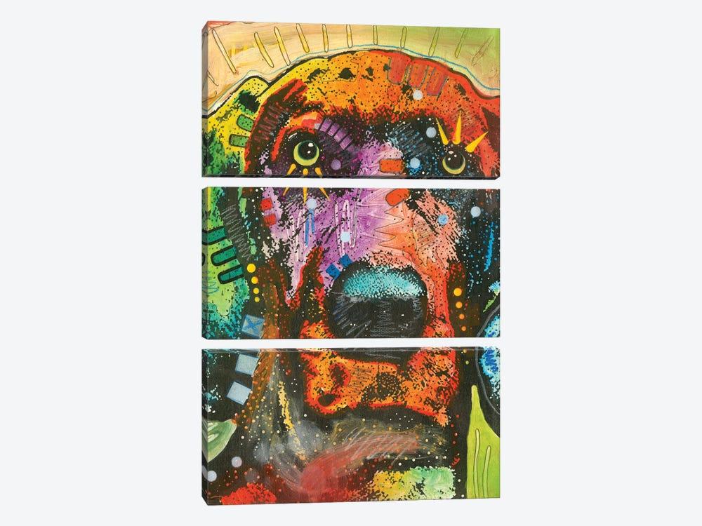 Great Dane I by Dean Russo 3-piece Art Print