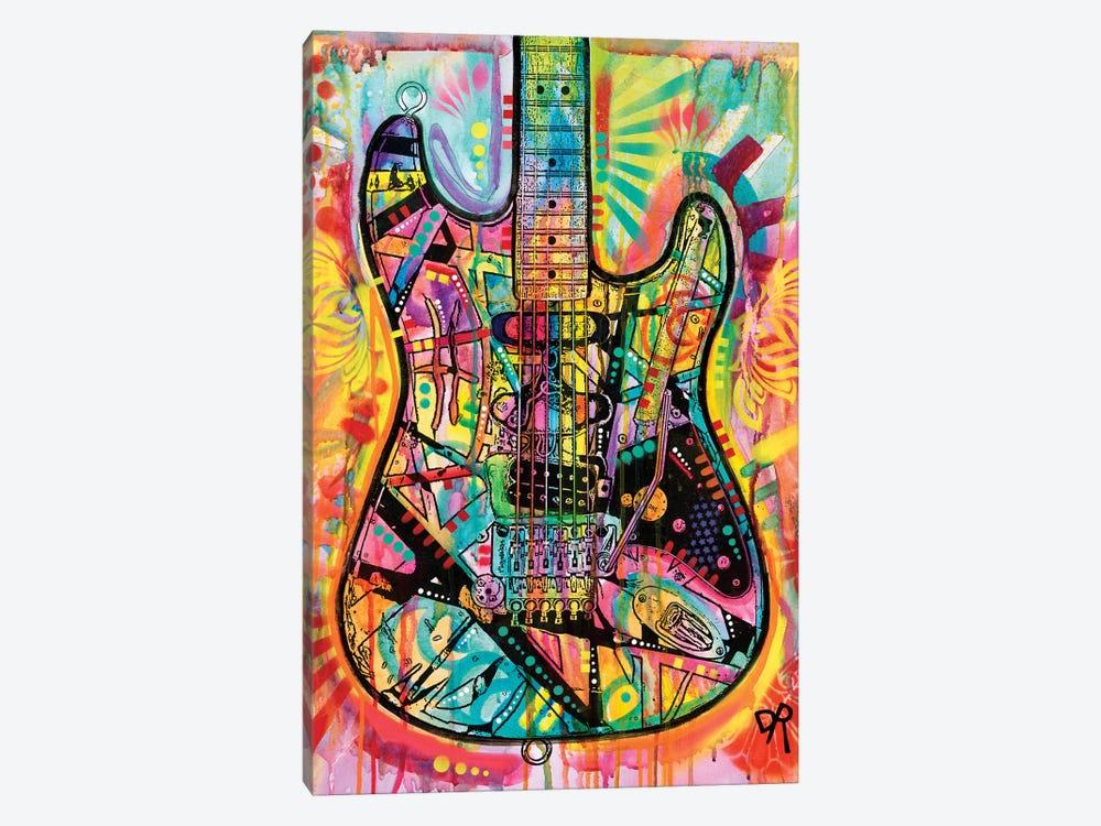 Guitar by Dean Russo 1-piece Art Print
