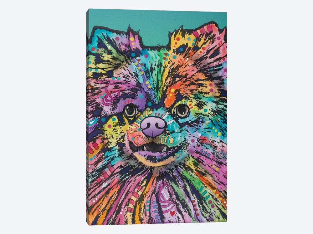 Gus by Dean Russo 1-piece Canvas Art
