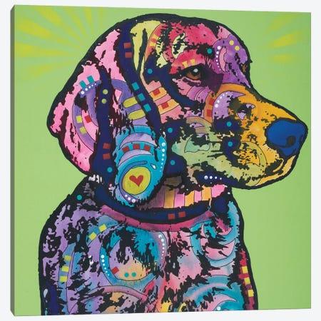 Hank B. Canvas Print #DRO415} by Dean Russo Art Print