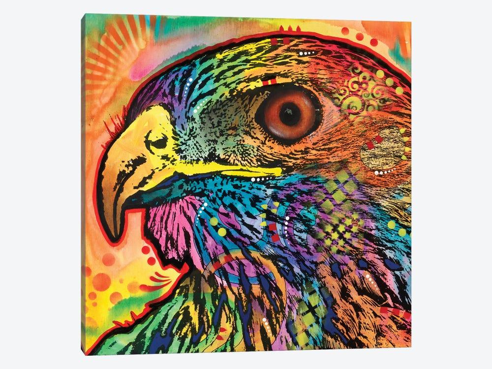 Hawk Eye by Dean Russo 1-piece Art Print