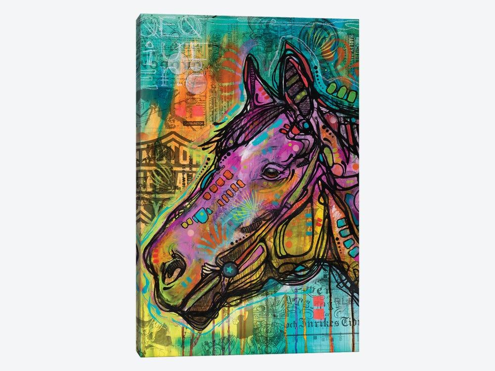 Horsepower by Dean Russo 1-piece Canvas Art Print