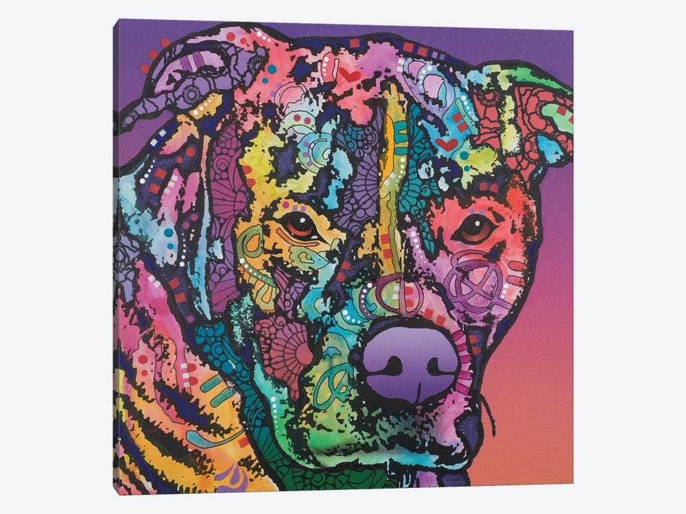 Jethro by Dean Russo 1-piece Canvas Wall Art