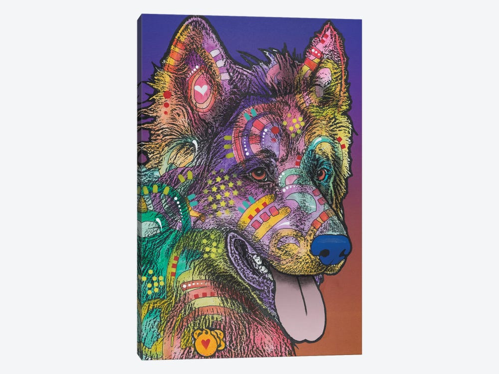 Keefer by Dean Russo 1-piece Canvas Art
