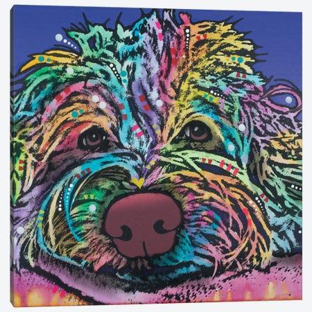 La Lou 3-Piece Canvas #DRO440} by Dean Russo Canvas Art Print