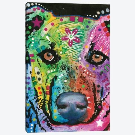 Labrador I Canvas Print #DRO441} by Dean Russo Canvas Art Print