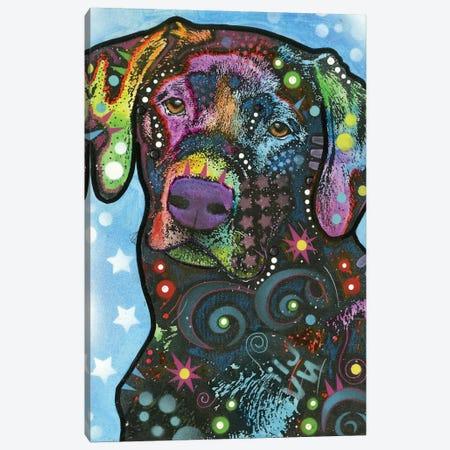 Labrador IV Canvas Print #DRO444} by Dean Russo Canvas Art