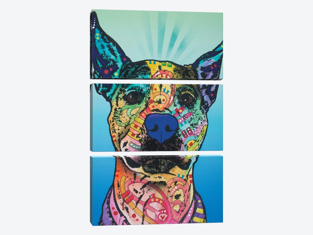 Lani Ruth by Dean Russo 3-piece Canvas Print