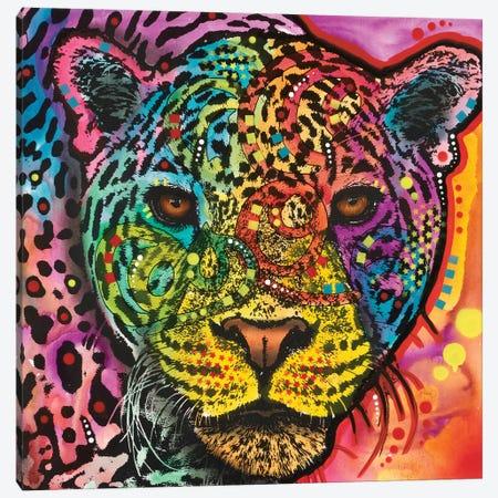 Leopard Spots Canvas Print #DRO446} by Dean Russo Canvas Wall Art