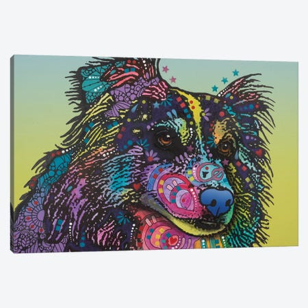 Libby Canvas Print #DRO447} by Dean Russo Canvas Artwork