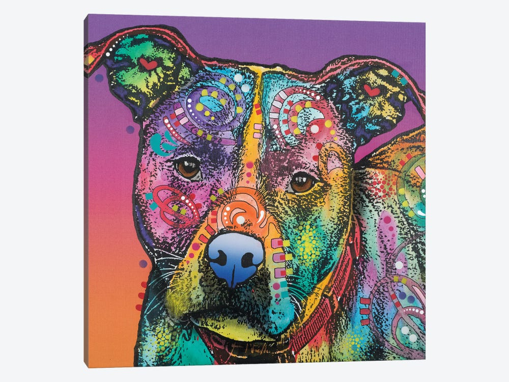 Lulu 1-piece Canvas Print
