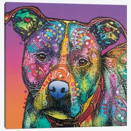 Lulu Canvas Print #DRO461} by Dean Russo Art Print