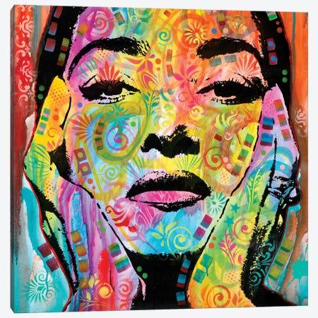 Maria Callas Canvas Print #DRO463} by Dean Russo Canvas Print