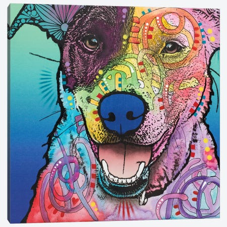 Matilda Canvas Print #DRO467} by Dean Russo Canvas Wall Art