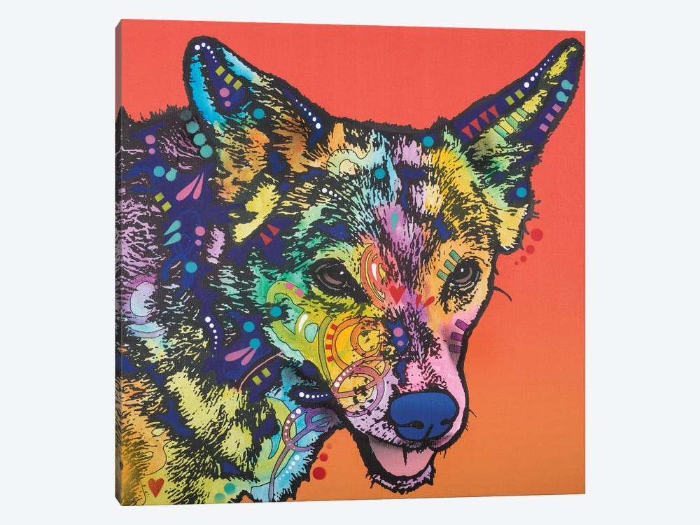 Max by Dean Russo 1-piece Canvas Art