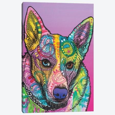 Mia Canvas Print #DRO469} by Dean Russo Canvas Print