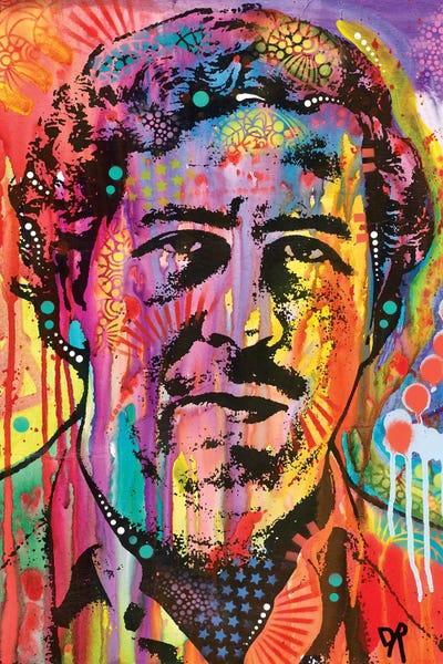 Pablo Escobar Canvas Print By Dean Russo Icanvas