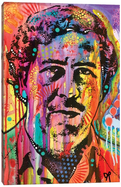 Pablo Escobar Canvas Art Print
