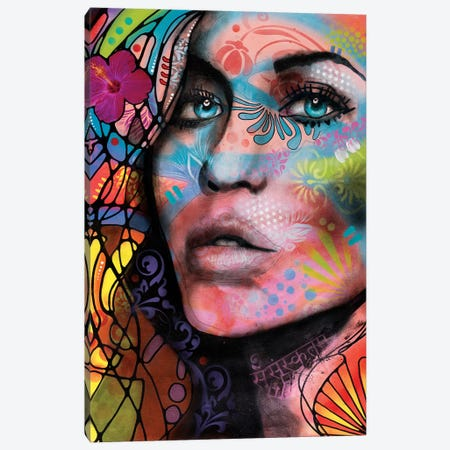 Queen Canvas Print #DRO499} by Dean Russo Canvas Art