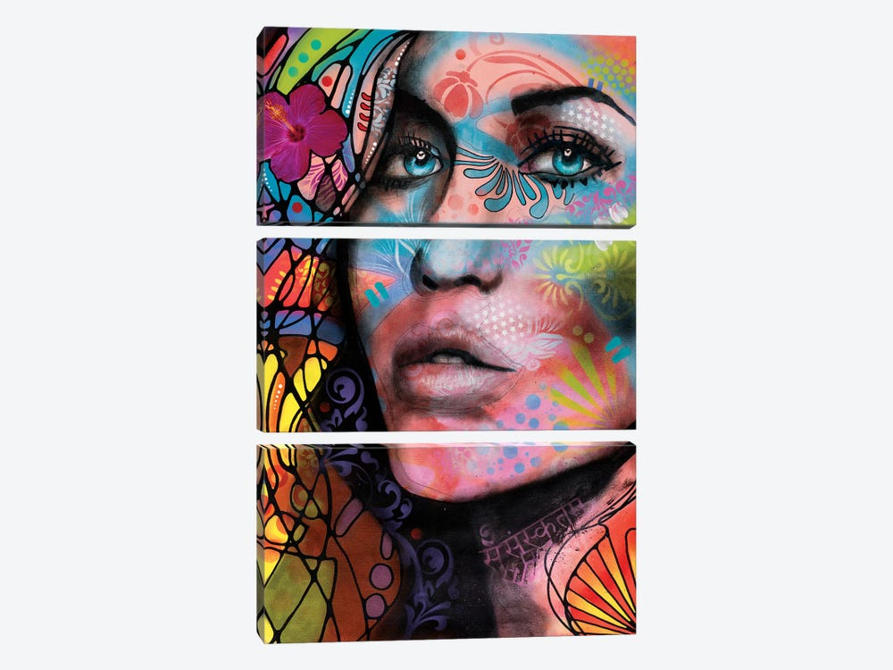 Queen by Dean Russo 3-piece Canvas Wall Art