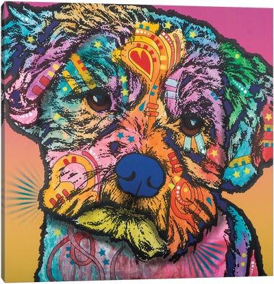 Quincy Canvas Art Print