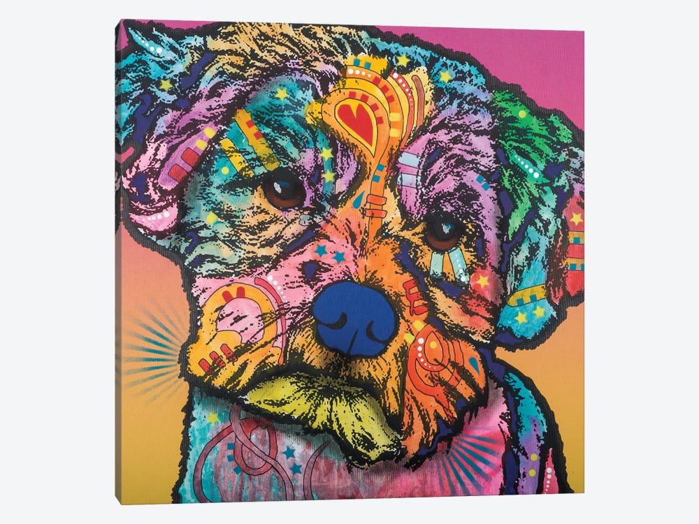Quincy by Dean Russo 1-piece Canvas Art Print